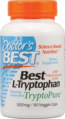 Best tryptophan supplement