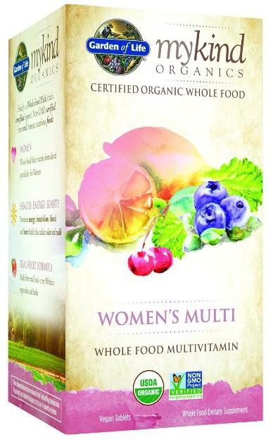 Garden Of Life Mykind Organics Women 39 S Multi Bodybuilding And Sports Supplements