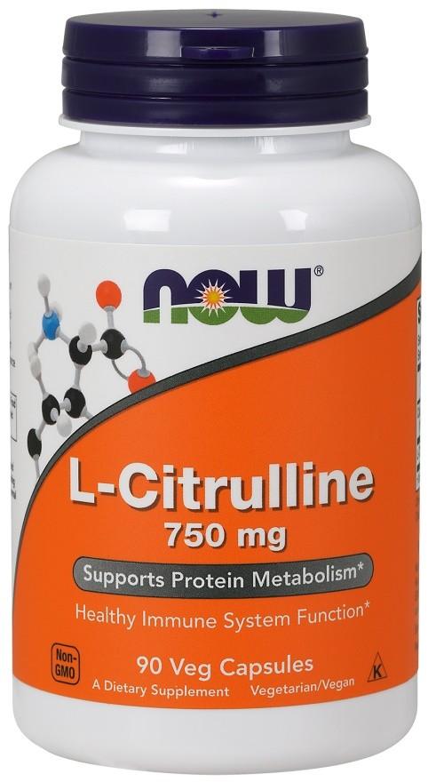 L arginine citrulline supplements
