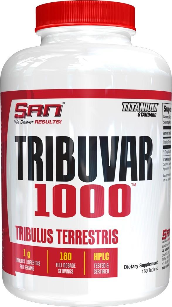 SAN Tribuvar 1000 - Bodybuilding and Sports Supplements