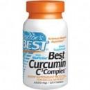 Best Curcumin C3 Complex - 1000mg - 120 tablets