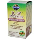 RAW Enzymes, Women 50 & Wiser - 90 vcaps