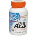 Best Acai, 500mg - 120 veggie caps