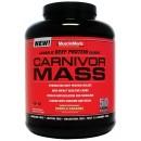 Carnivor Mass - 2534 - 2730 grams