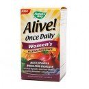 Alive!, Once Daily Women's - 60 tablets