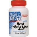 Best Alpha Lipoic Acid - 150mg - 120 caps