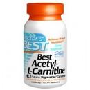 Best Acetyl L-Carnitine, HCI - 120 caps