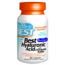 Best Hyaluronic Acid with Chondroitin Sulfate - 180 caps