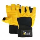 Hardcore Raptor, Training Gloves - Yellow