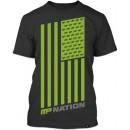 Nation T-Shirt - Black