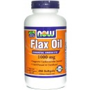Flax Oil, 1000mg - 250 softgels