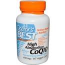 High Absorption CoQ10 - 400mg - 60 veggie caps