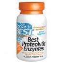 Best Proteolytic Enzymes - 90 veggie caps
