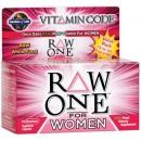 Vitamin Code RAW ONE - for Women - 75 caps