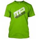The Distressed T-shirt - Green