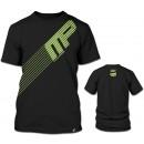 Sport Lines T-Shirt - Black