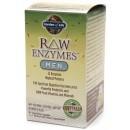 RAW Enzymes, Men - 90 vcaps