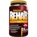 Mutant Rehab, Freaky Fruit Punch - 1280 grams