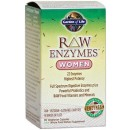 RAW Enzymes, Women - 90 vcaps