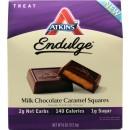 Endulge Squares, Milk Chocolate Caramel - 172 grams (expires: 2017/01/13)