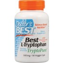 Best L-Tryptophan featuring TryptoPure, 500mg - 90 vcaps