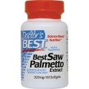 Best Saw Palmetto, 320mg - 60 softgels