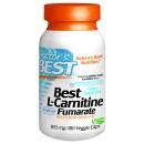 Best L-Carnitine Fumarate, 855mg - 180 caps