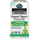 Dr. Formulated Enzymes Organic Digest+, Tropical Fruit - 90 tablets