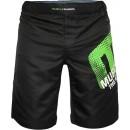 Fight Shorts Wrap - Black
