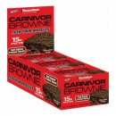 Carnivor Brownie, Chocolate Fudge - 12 x 52g
