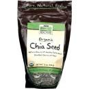 Chia Seed (black), Organic - 340 grams
