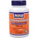 L-Phenylalanine, 500mg - 120 caps