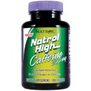 Natrol High Caffeine, 200mg - 100 tablets