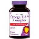 Omega 3-6-9 Complex - 90 Softgels