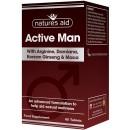 Active Man with Arginine & Korean Ginseng & Maca - 60 tablets