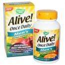 Alive! Once Daily Men's Ultra Potency - 60 tablets