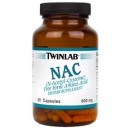 NAC, N-Acetyl Cysteine - 60 caps