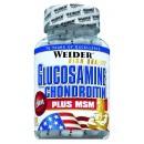 Glucosamine Chondrotin Plus MSM - 120 caps