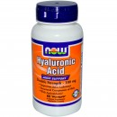 Hyaluronic Acid - 100mg (Double Strength) - 60 vcaps