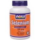 Selenium, 100mcg - 250 tablets