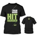 Hit Harder T-Shirt - Black