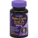 Alpha Lipoic Acid TR, Time Release, 600mg - 45 tablets