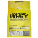 100% Natural Whey Protein Concentrate - 700 grams