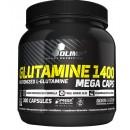 Glutamine Mega Caps - 300 caps