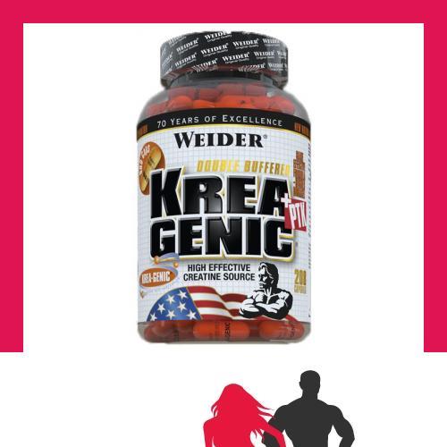 Weider - Krea-Genic + PTK PTK + 8f5039