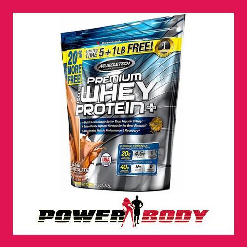 MuscleTech - Premium Protein Whey Protein Premium Plus 9ed3f9
