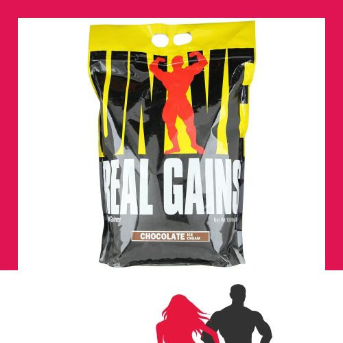 Universal Nutrition - Real Real - Gains b231c4
