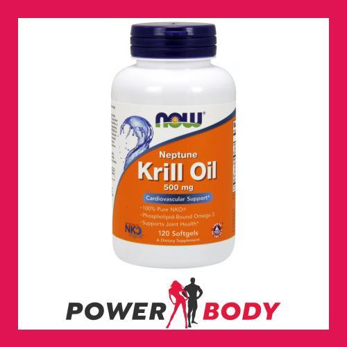 NOW Neptune Foods - Neptune NOW Krill Oil 8bd9f8