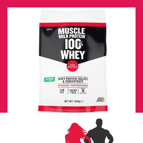 Cytosport - Muscle Milk Milk Muscle Protein 100% Whey 2c5b79