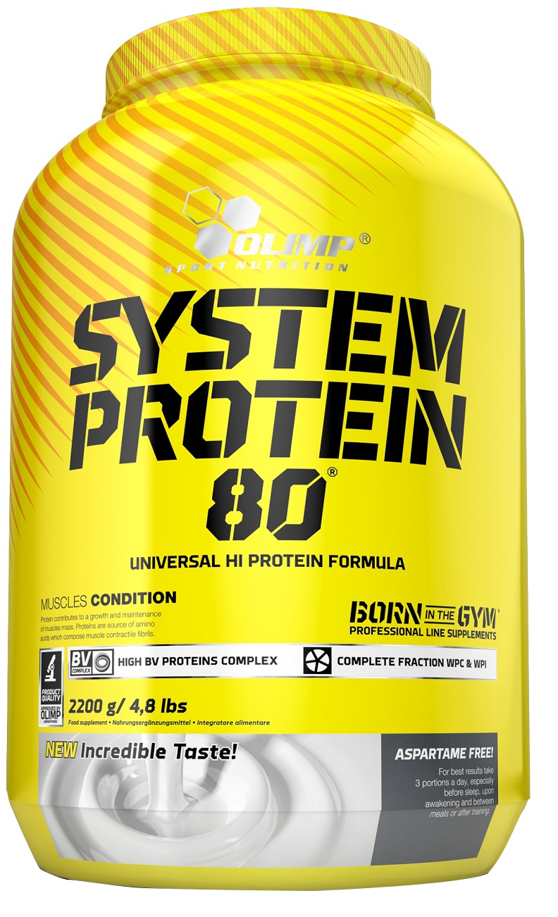 olimp nutrition system protein 80 bodybuilding and sports supplements. Black Bedroom Furniture Sets. Home Design Ideas